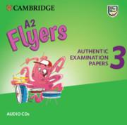 CAMBRIDGE  A2 FLYERS  AUDIO CDS (2)