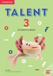 TALENT 3 STUDENT'S BOOK