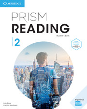 PRISM READING 2 STUDENT'S BOOK WITH ONLINE WORKBOOK