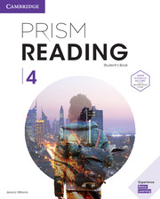 PRISM READING 4 STUDENT'S BOOK WITH ONLINE WORKBOOK