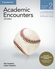ACADEMIC ENCOUNTERS 2ND ED. 2 STUDENT'S BOOK LISTENING AND SPEAKING WITH INTEGRATED DIGITAL LEARNING