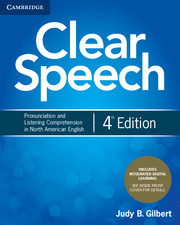 CLEAR SPEECH 4TH EDITION STUDENT'S BOOK WITH INTEGRATED DIGITAL LEARNING