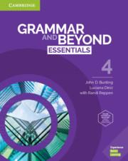 GRAMMAR AND BEYOND ESSENTIALS 4 STUDENT?S BOOK WITH ONLINE WORKBOOK