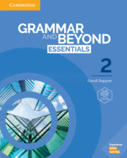 GRAMMAR AND BEYOND ESSENTIALS 2 STUDENT?S BOOK WITH ONLINE WORKBOOK