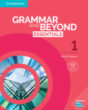 GRAMMAR AND BEYOND ESSENTIALS 1 STUDENT?S BOOK WITH ONLINE WORKBOOK