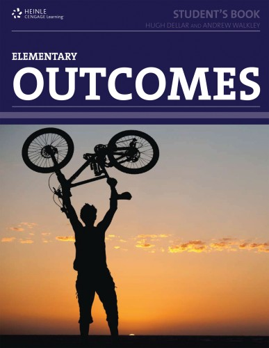 OUTCOMES ELEMENTARY STUDENT'S BOOK & CD