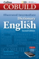 COLLINS COBUILD INTERMEDIATE DICTIONARY BRITISH ENGLISH + MOB APPL.