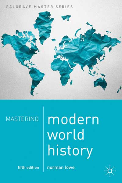 MASTERING MODERN WORLD HISTORY 5TH EDITION