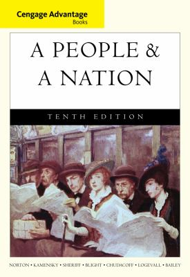 PEOPLE AND A NATION, A (10TH EDITION)