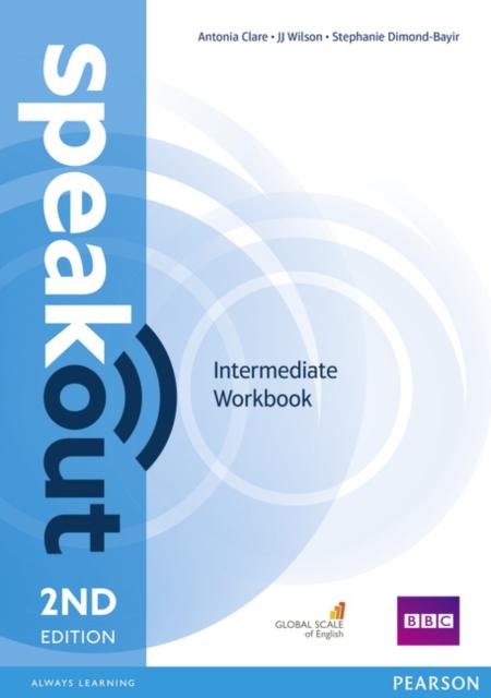 SPEAKOUT 2ND EDITION INTERMEDIATE WORKBOOK WITHOUT KEY