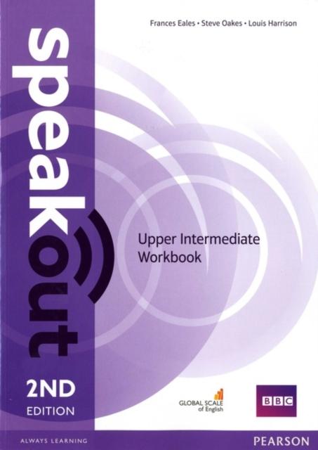 SPEAKOUT 2ND EDITION UPPER INTERMEDIATE WORKBOOK WITHOUT KEY