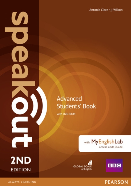 SPEAKOUT 2ND EDITION ADVANCED STUDENT'S BOOK & MYENGLISHLAB