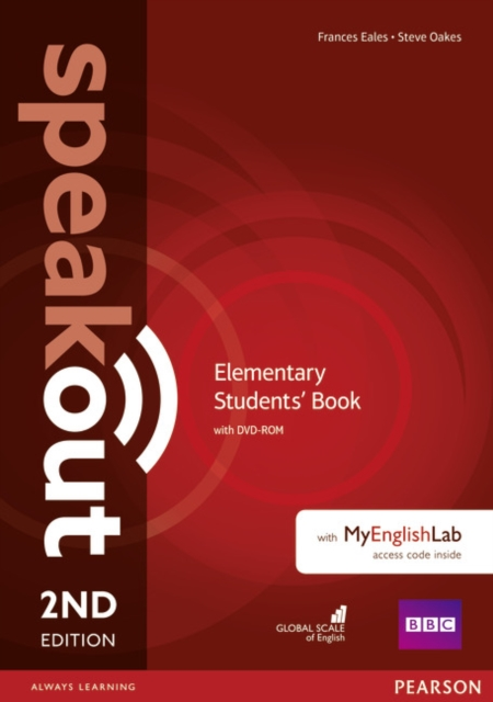 SPEAKOUT 2ND EDITION ELEMENTARY COURSEBOOK & MYENGLISHLAB