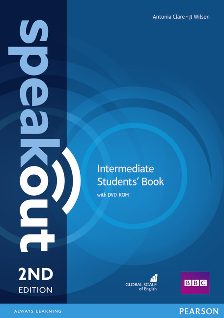 SPEAKOUT 2ND EDITION INTERMEDIATE STUDENTS' BOOK WITH DVD-ROM