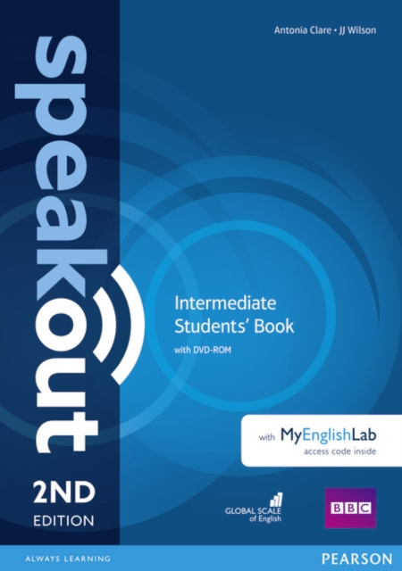 SPEAKOUT 2ND EDITION INTERMEDIATE COURSEBOOK & MYENGLISHLAB