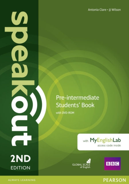 SPEAKOUT 2ND EDITION PRE-INTERMEDIATE COURSEBOOK & MYENGLISHLAB