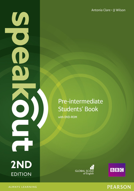 SPEAKOUT 2ND EDITION PRE-INTERMEDIATE STUDENTS' BOOK WITH DVD-ROM