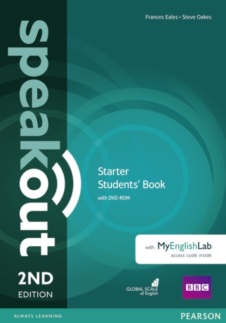 SPEAKOUT 2ND EDITION STARTER COURSEBOOK & MYENGLISHLAB