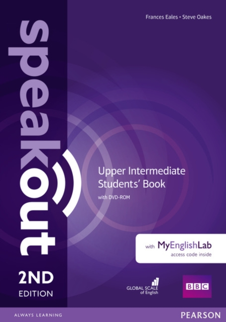 SPEAKOUT 2ND EDITION UPPER INTERMEDIATE COURSEBOOK & MYENGLISHLAB