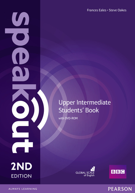 SPEAKOUT 2ND EDITION UPPER INTERMEDIATE STUDENTS' BOOK WITH DVD-ROM