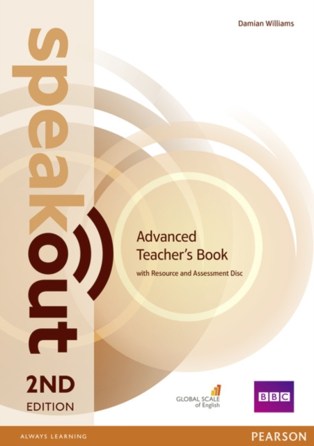 SPEAKOUT 2ND EDITION ADVANCED TEACHER'S GUIDE WITH RESOURCE & ASSESSMENT DISC PACK