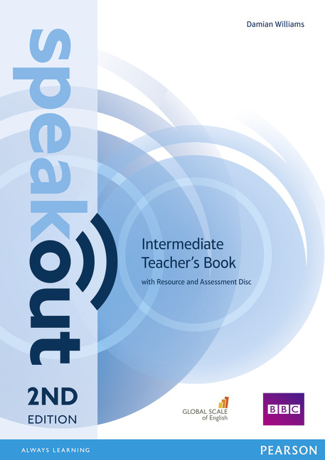 SPEAKOUT 2ND EDITION INTERMEDIATE TEACHER'S GUIDE WITH RESOURCE & ASSESSMENT DICK PACK