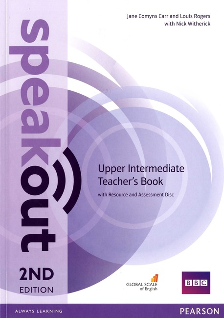 SPEAKOUT 2ND EDITION UPPER INTERMEDIATE TEACHER'S GUIDE WITH RESOURCE & ASSESSMENT DISC PACK