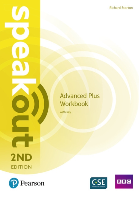 SPEAKOUT 2ND EDITION ADVANCED PLUS WORKBOOK WITH KEY