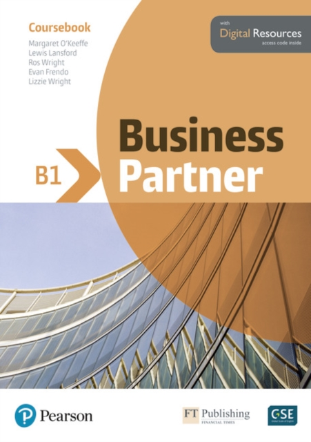 BUSINESS PARTNER B1 COURSEBOOK AND BASIC MYENGLISHLAB PACK