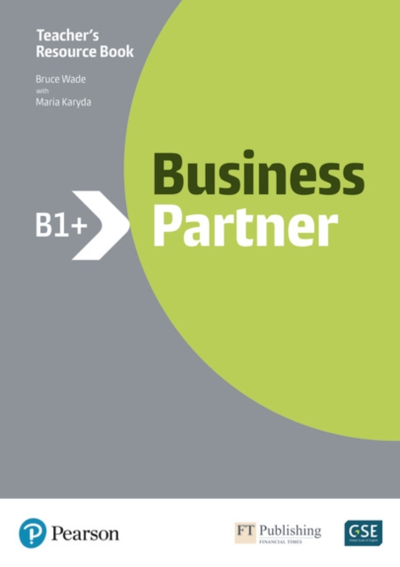 BUSINESS PARTNER B1+ TEACHER'S BOOK AND MYENGLISHLAB PACK