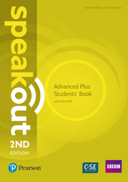 SPEAKOUT 2ND EDITION ADVANCED PLUS STUDENTS' BOOK AND DVD-ROM PACK