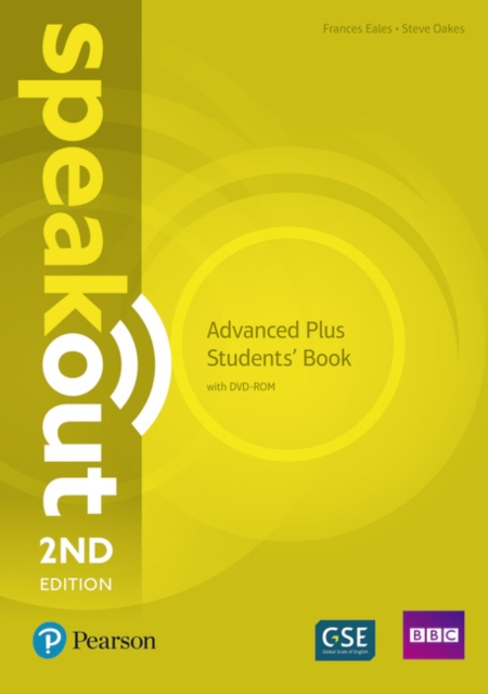 SPEAKOUT 2ND EDITION ADVANCED PLUS STUDENTS' BOOK WITH DVD-ROM AND MYENGLISHLAB PACK