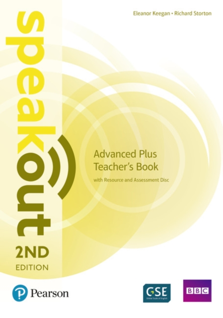 SPEAKOUT ADVANCED PLUS 2ND EDITION TEACHER'S GUIDE WITH RESOURCE & ASSESSMENT DISC PACK