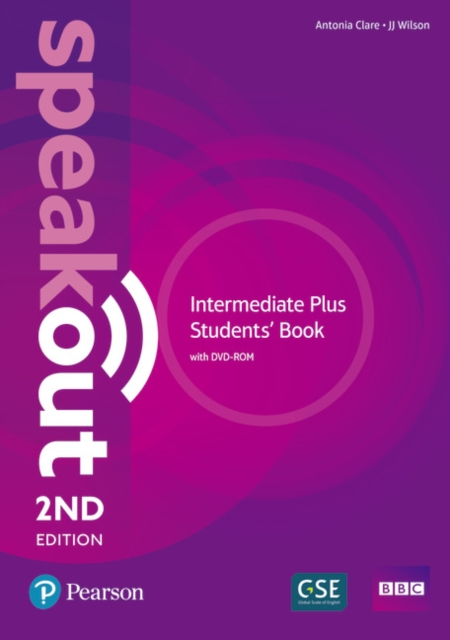 SPEAKOUT 2ND EDITION INTERMEDIATE PLUS STUDENT'S BOOK WITH DVD-ROM