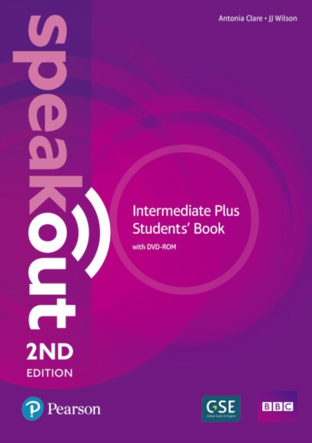 SPEAKOUT 2ND EDITION INTERMEDIATE PLUS STUDENT'S BOOK WITH DVD-ROM AND MYENGLISHLAB PACK