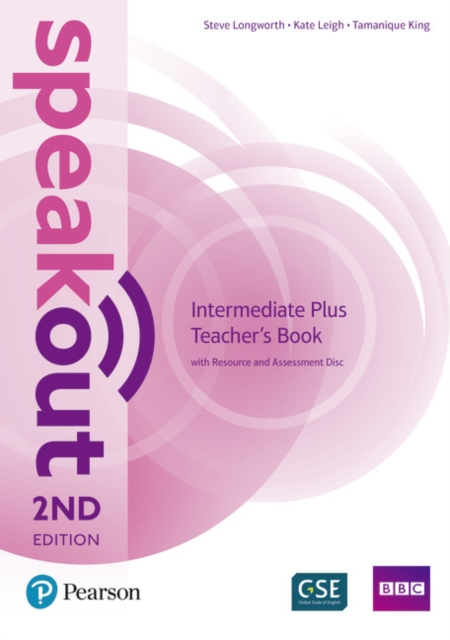 SPEAKOUT 2ND EDITION INTERMEDIATE PLUS TEACHER'S GUIDE WITH RESOURCE & ASSESSMENT DISC PACK