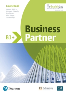 BUSINESS PARTNER B1+ COURSEBOOK AND STANDARD MYENGLISHLAB PACK
