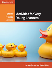 ACTIVITIES FOR VERY YOUNG LEARNERS