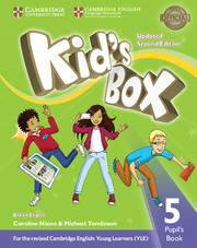 KID?S BOX UPDATED SECOND EDITION 5 PUPIL'S BOOK