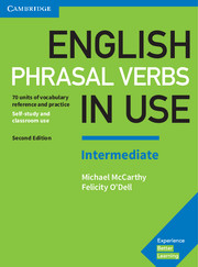 ENGLISH PHRASAL VERBS IN USE INTERMEDIATE 2NDEDITION WITH ANSWERS