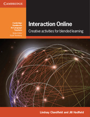 INTERACTION ONLINE WITH ONLINE RESOURCES