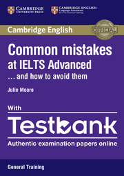 COMMON MISTAKES AT IELTS ADVANCED... COMMON MISTAKES AT IELTS ADVANCED WITH TESTBANK