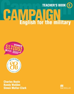 CAMPAIGN 2 TEACHER'S BOOK