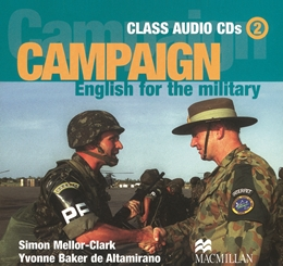CAMPAIGN 2 CLASS AUDIO CD (3)