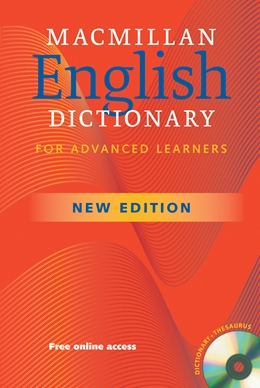 MACMILLAN ENGLISH DICTIONARY FOR ADVANCED LEARNERS 2ND EDITION PAPERBACK WITH CD-ROM