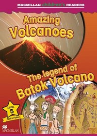 AMAZING VOLCANOES/THE LEGEND OF BATOK VOLCANO (LEVEL 5)