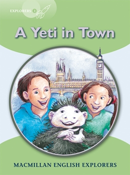 YETI COMES TO TOWN, A (LEVEL 3) READER