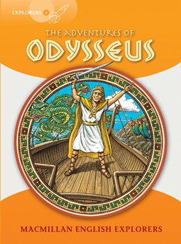 ADVENTURES OF ODYSSEUS (LEVEL 4) READER