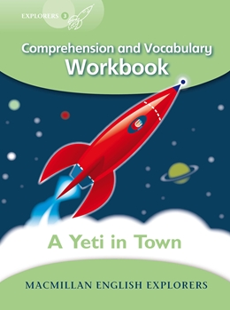 YETI COMES TO TOWN (LEVEL 3) WORKBOOK