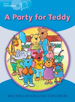 A PARTY FOR TEDDY (B BIG BOOK)